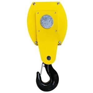 Moufle pour palan 1 réa • Charge 5 t (M5) • Pour câble Ø 12-13 mm