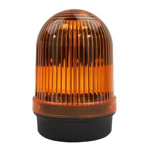 Petit feu fixe permanent diamètre 57 mm pour ampoule à incandescence