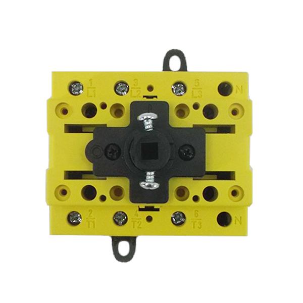 Interrupteur sectionneur 3P sans coffret – 100A