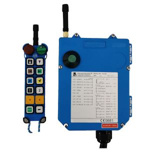 Radiocommande F25- 8DLED  • (1 bouton 1 cran + 8 boutons 2 crans)