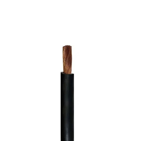 Câble      mono-conducteur (Fils de câblage) souple noir • 1 x 16 mm²