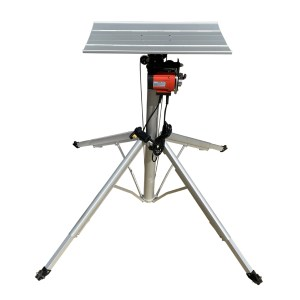 Elévateur électrique portatif • Levmat360 • 130 kg à 3 m / 120 kg à 3,57 m