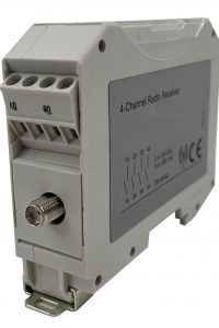 Récepteur radio pour padale radio type PEDR3