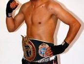 Boxeur muay thai rmboxing classe A