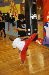 Stage RMBOXING Muay Thai