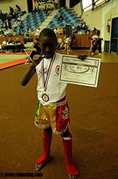 Championnat de France Educatif à l'Ile des Vannes RMBOXING mai 2012