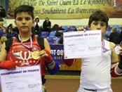 finale des championnats de france ffkmda rmboxing saint-ouen rachid saadi