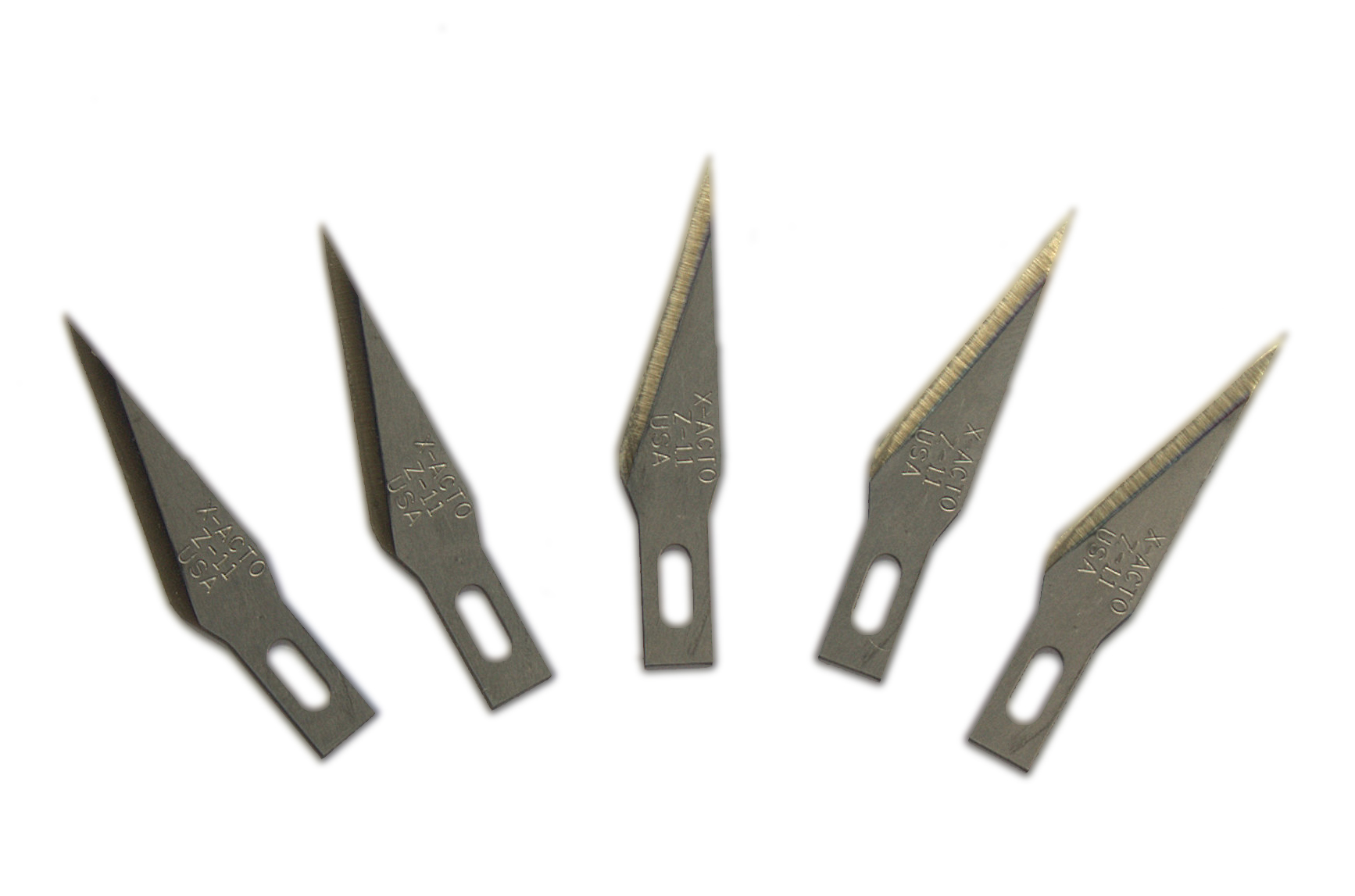 X Acto Z Series Number No 11 Replacement Knife Blades 5