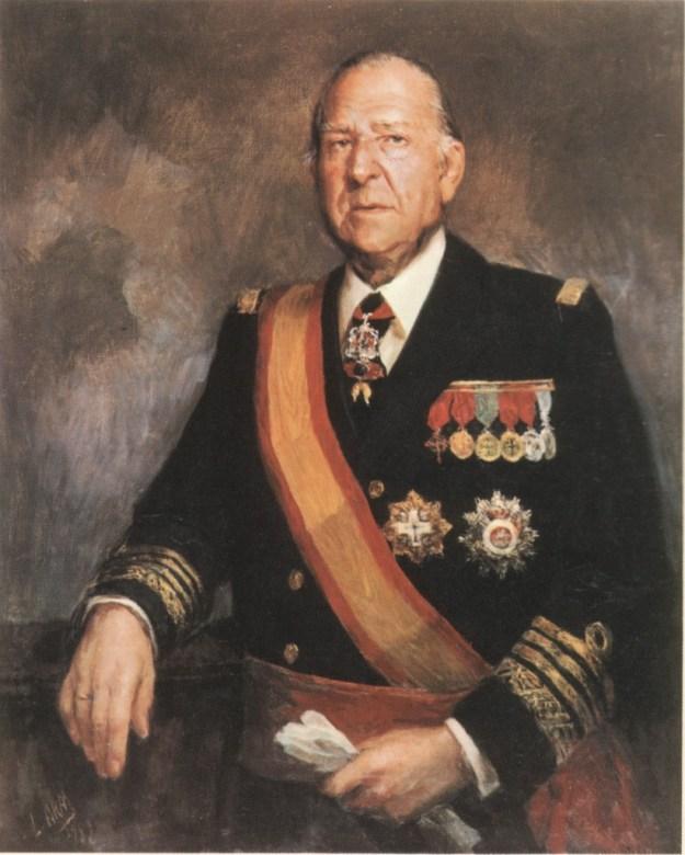 Hermano Mayor Año 1941 S.A.R. El Augusto Señor Don Juan de Borbón, Conde de Barcelona.