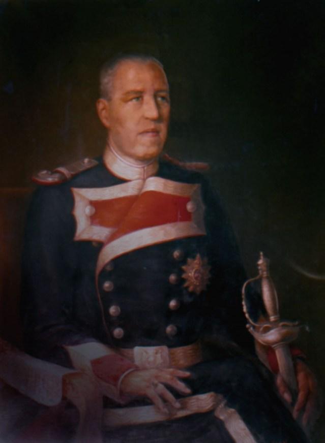 D. Miguel Caro y Valenzuela, Baciero y Sánchez-Muñoz. Marqués de Huarte, año 1918