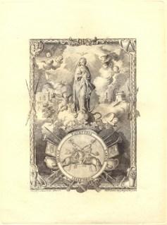 inmaculada grabado (escudo grande)