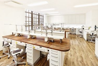 Dental technical workplace