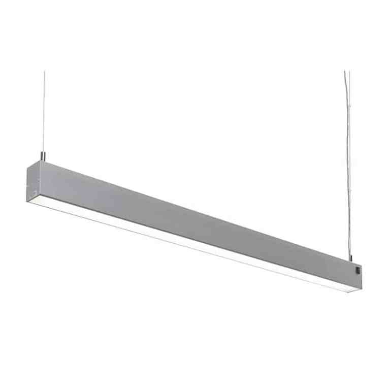 LED Pendant Lamp Basic Line with Steel cable suspension