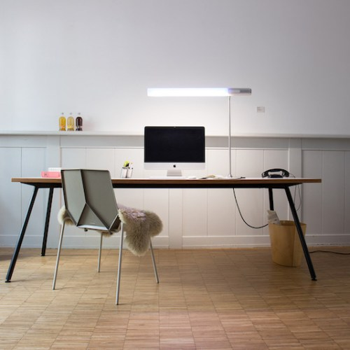 Helios Table Lamp for the Home Office