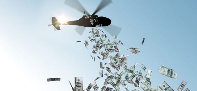 Helicopter Money - RME Gold and Silver
