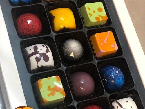 DairyBox chocolate bonbon