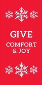 Give Comfort and Joy