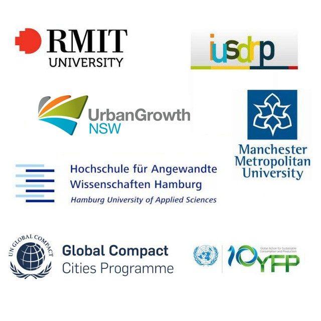 Logos of symposium partners