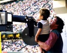 ESPN Sports Center – Jib Op – 2001 World Series