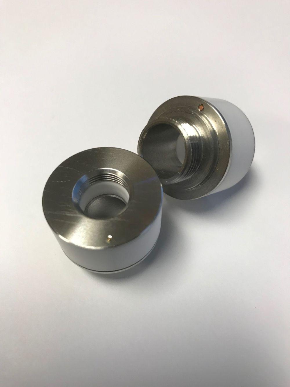 Nukon Ceramic Nozzle Adaptor Holder for Highyag Laser Head (New Style)