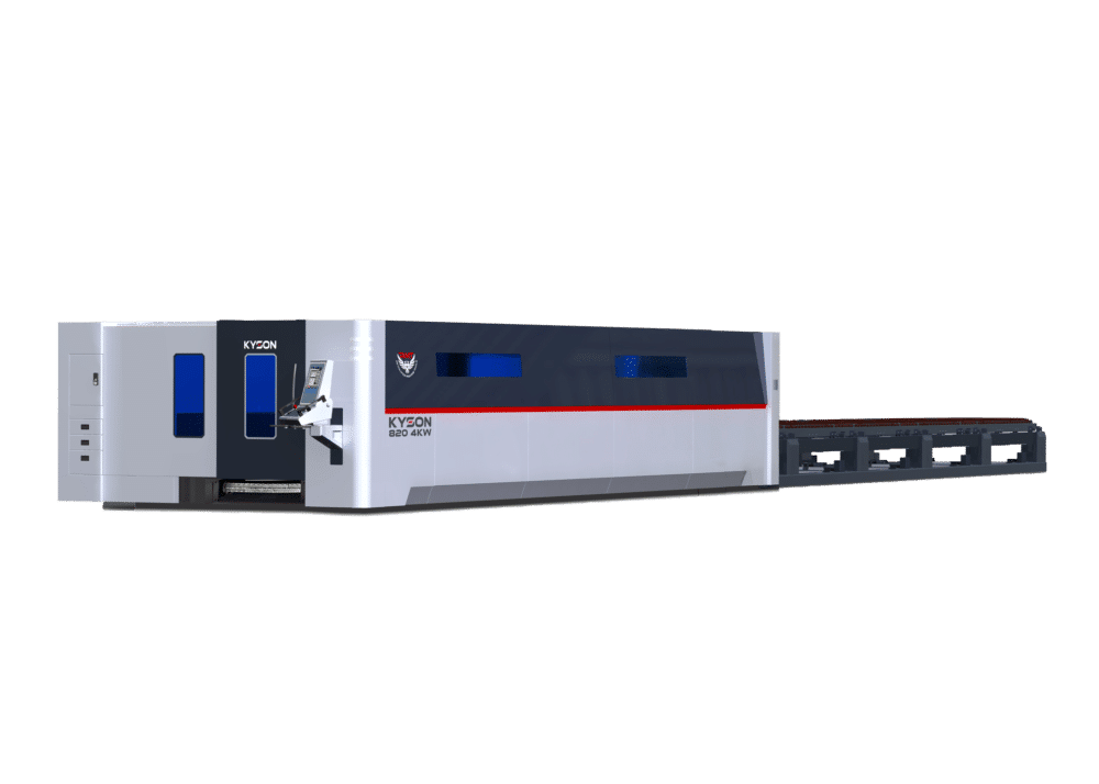 KYSON 820 4kW Fiber Laser