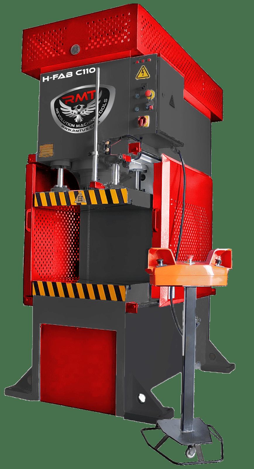 H-FAB C Hydraulic Press