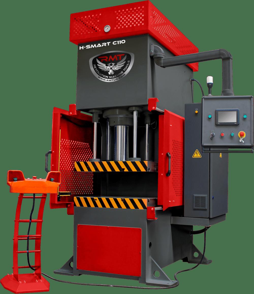 H-SMART C110 Hydraulic Press