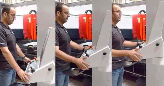KYSON Fiber Laser Maintenance