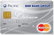 Eon Bank Pacific Master Platinum