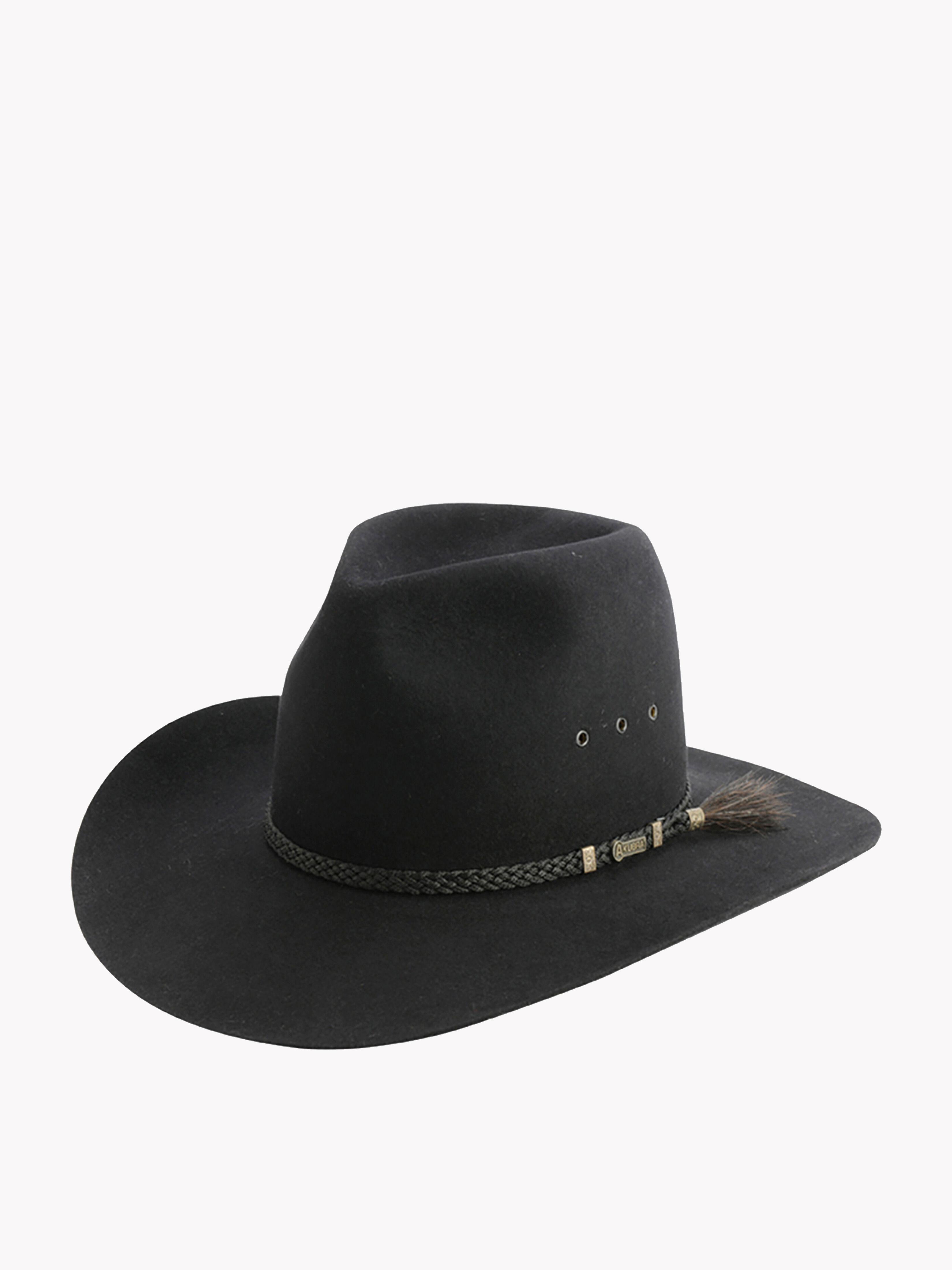 Akubra Longhorn Hat Hats Caps At R M Williams