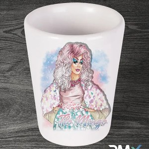 Flo on the Go Shot Glass