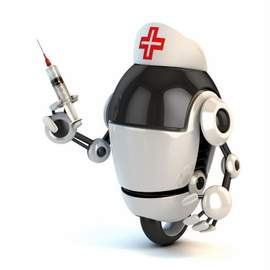 Robots in Healthcare: What's in Store for the Future?