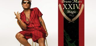 Bruno Mars 24k Magic Copertina Tracklist