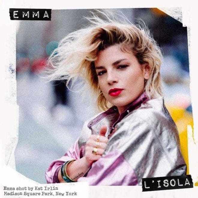 Musica - Emma Marrone ritorna con il nuovo singolo