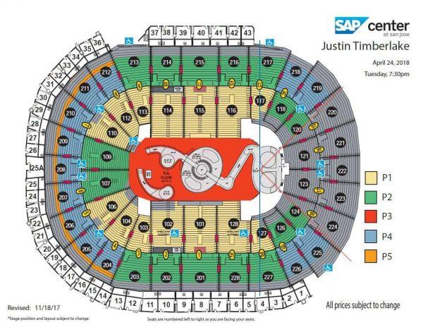Wells Fargo Center Philadelphia Seating Chart
