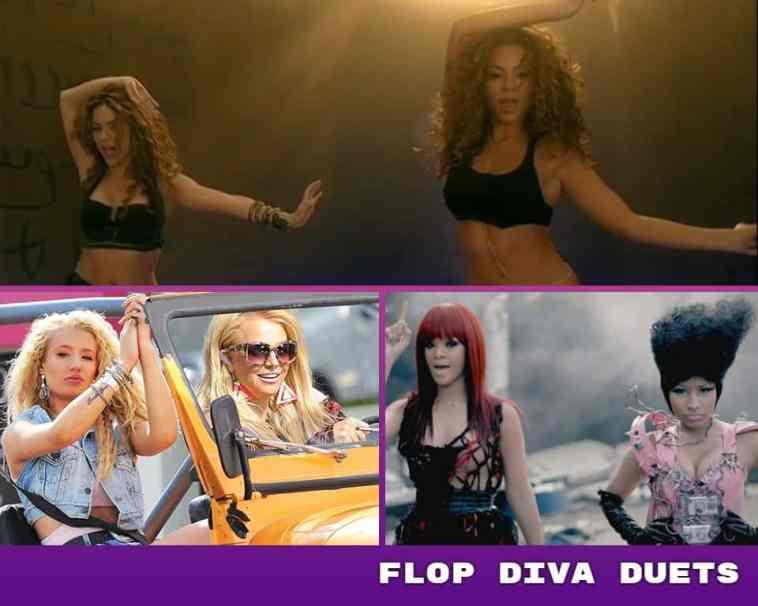 Peggiori duetti musicali tra donne degli ultimi 20 anni, da Shakira a Britney Spears