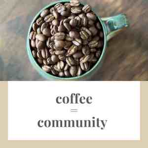 Suspended Coffee / Fundraisers
