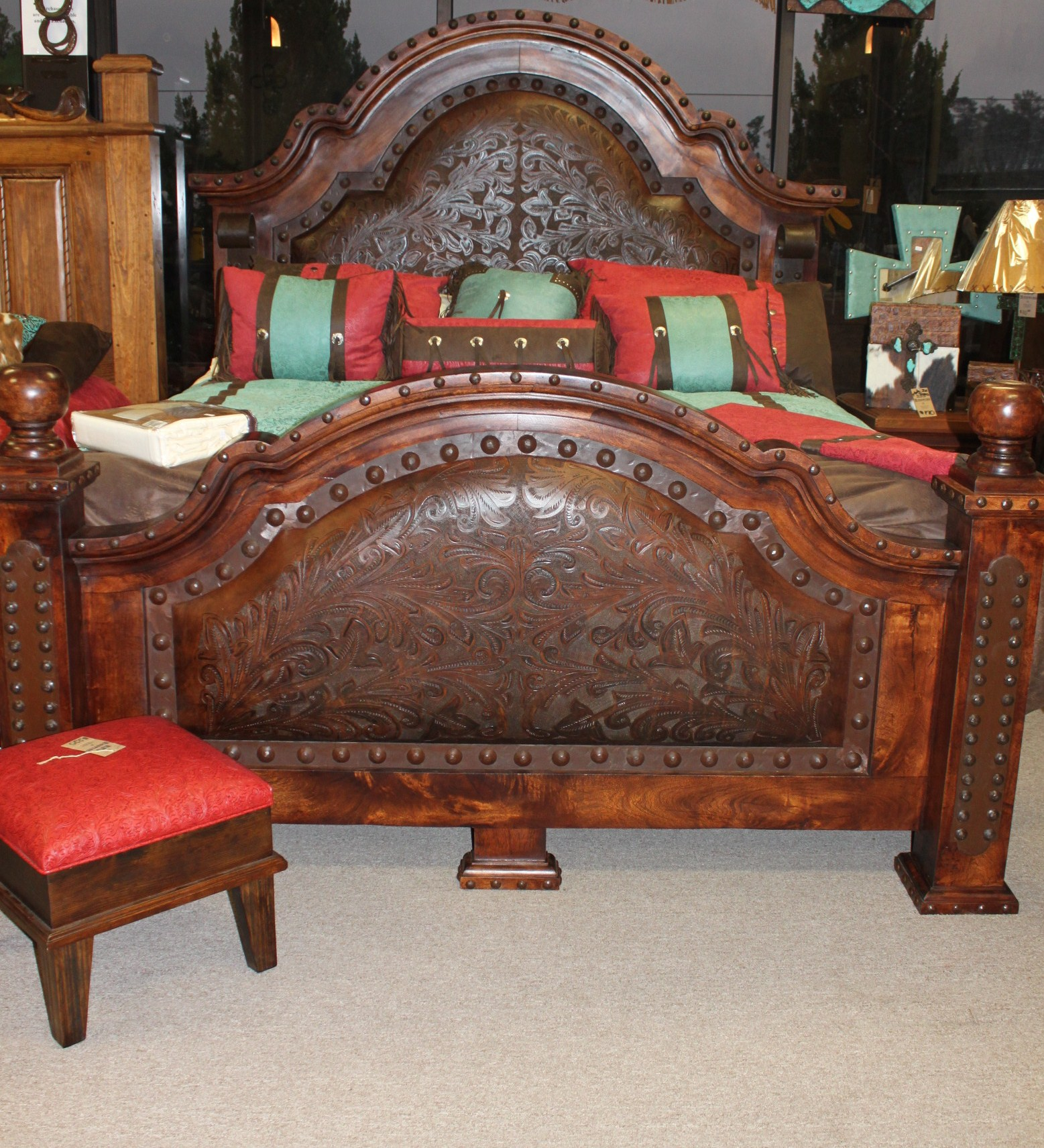 Mesquite Bed