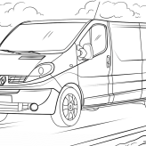 renault-trafic-coloring-page