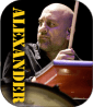 Tim Alexander Is A Drumming Influence To Richard Geer