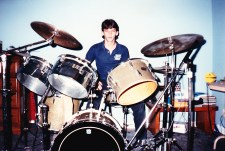 Rich On Dad's Sonor Kit That He Learned On