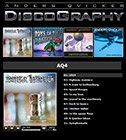 Anders Qvicker Discography