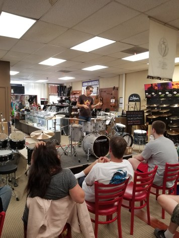 Creative Drumming Workshop with John Citrone00