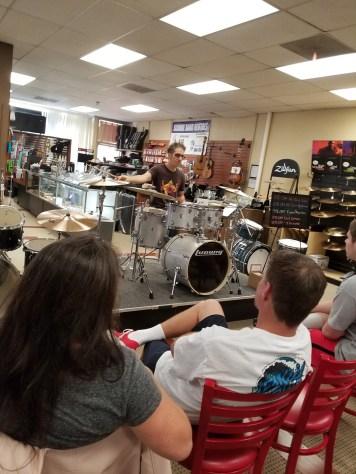 Creative Drumming Workshop with John Citrone02