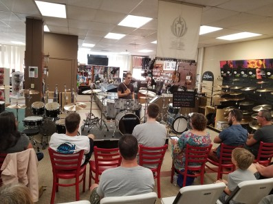 Creative Drumming Workshop with John Citrone04
