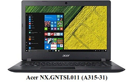 Acer NX.GNTSI.011 (A315-31)