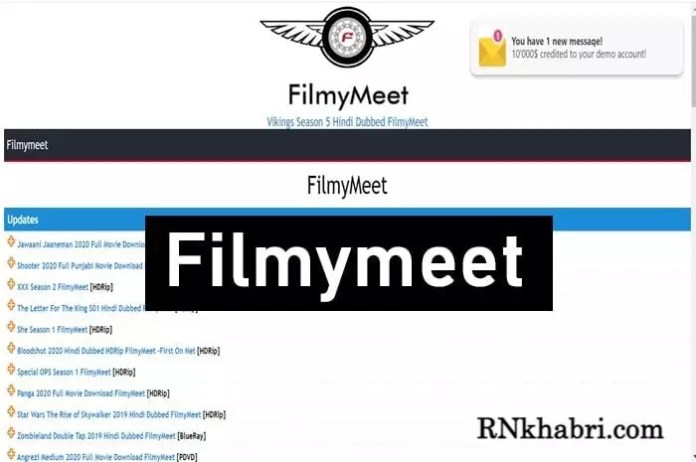 FilmyMeet: Free Download HD Movie Bollywood, Hollywood Hindi Dubbed Movies
