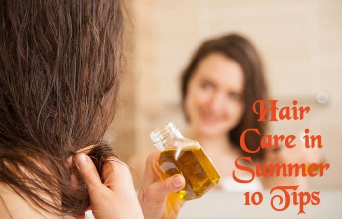Hair Care in Summer: How to take care of Hairs during Summer