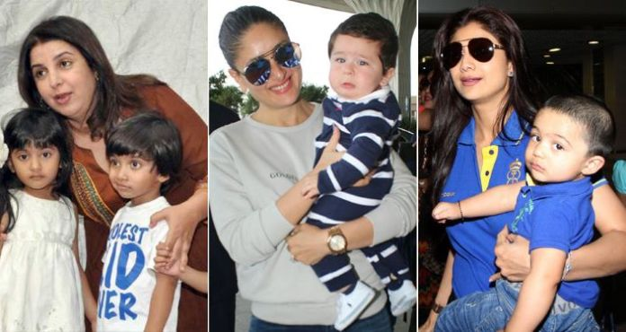 5 Bollywood Celebrities Who had C-Section Delivery
