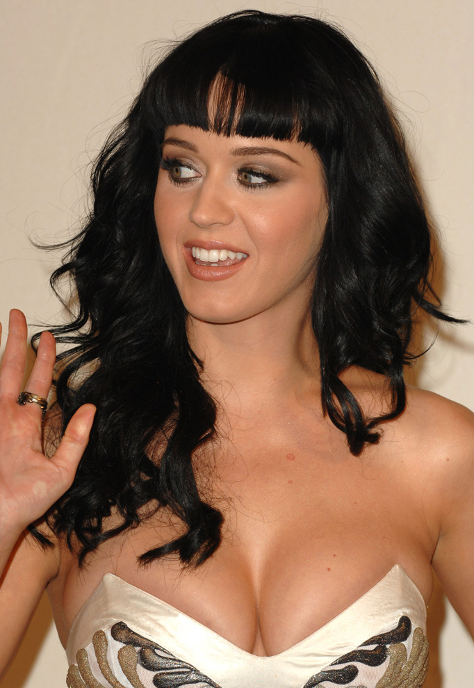 You for Katy perry cleavage the word
